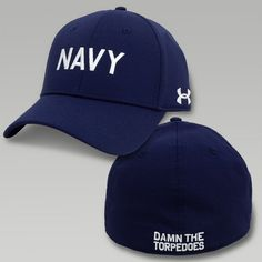 The Navy Under Armour Rivalry Renegade Hat is one of many great Navy hats available. Shop the entire Rivalry collection and enjoy fast shipping and easy returns/exchanges. Under Armour Military, Navy Football, Navy Cap, Go Navy, Naval Academy, Military Gifts, Fitted Caps, Us Army, Armed Forces