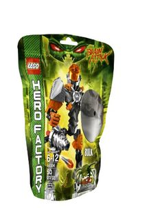"""When my son first recieved this Lego Hero Bionicle I thought I was going to have to supervise him. After we laid out the pieces he took over and told me, """"Mom I've got this. """" And he did. He took awhile but with step by step directions he was able to p..."""