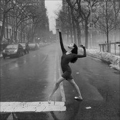 Image via We Heart It #ballet #dance #freedom #inspiration #street