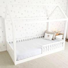Montessori Baby, Boho Baby, Baby Room, Toddler Bed, Kids Room, Nursery, Bedroom, House, Furniture