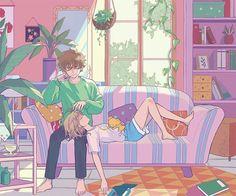 Cardcaptor Sakura, Sakura Card Captor, Syaoran, Kawaii Anime, Anime W, Kawaii Art, Sakura Anime, Xxxholic, Cute Anime Couples