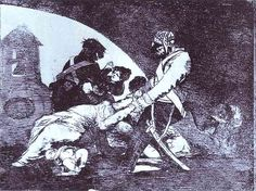 Not For Those : Francisco Goya : Romanticism : capriccio - Oil Painting Reproductions Francisco Goya, Spanish Painters, Spanish Artists, Spanish War, Chef D Oeuvre, Oil Painting Reproductions, Art Pop, Romanticism, Art Museum