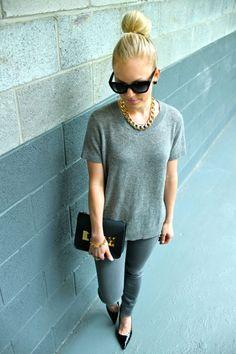 Wear  Wishbone...gray pride
