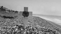 More Americans died training to hit the beach at Normandy, than actually died on Normandy Beach.  Slapton Sands on the west coast of England, there remains a small memorial to the 946 men who lost their lives that April day, 68 years ago.