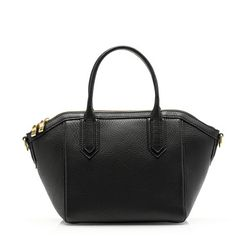 I'll get this to replace my MJ crossbody.  J.Crew, Tartine mini-satchel in pebbled leather (black), $238.