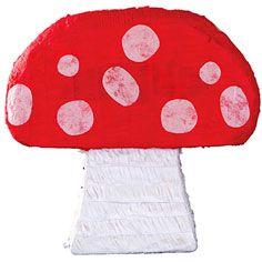 Mushroom Pinata