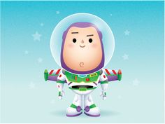 More details: <p>Just a little Buzz Lightyear</p>