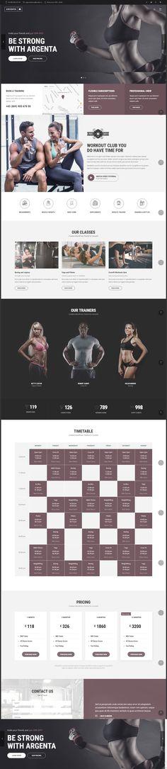 ThemeForest $59 Argenta - Creative Multipurpose WordPress Theme