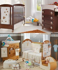 1000 images about bebes on pinterest bebe quartos and - Cuartos de bebes decorados ...