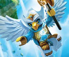 Lego Legends of Chima Eris