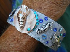 New Jewelry by Cindy  Swimming in the Ocean by CindysTreasureChest, $56.00