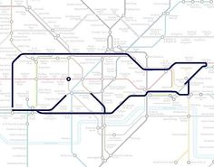 35 Tiere im Londoner U-Bahn-Netz | KlonBlog