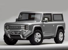 I call BS that Ford is thinking about bringing the Bronco back in 2012.  Even if they did it would need to be priced better than a Heep Wrangler.