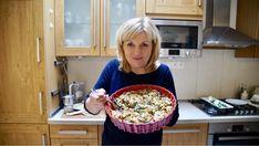Video recept Veľkončná plnka Hlavička   Zuzana Machová Acai Bowl, Chili, Soup, Breakfast, Acai Berry Bowl, Morning Coffee, Chile, Soups, Chilis