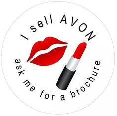 Avon sell button logo Www.youravon.com/ddweck: