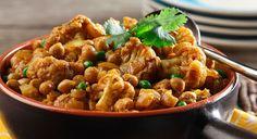 Chickpea and Cauliflower Curry - Pulse Pledge