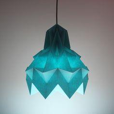Luminária Pendente Hope – Turquesa