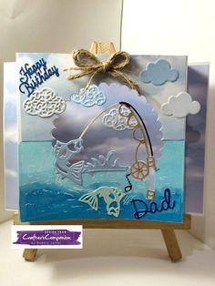 Created with the Die'sire #hobby Edge'ables dies from #crafterscompanion