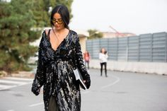 Fashion Week Show-Goers to Name-Check