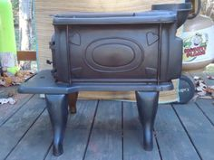 1905-1923-MARTIN-STOVE-AND-RANGE-COOK-HEATING-STOVE-CAST-IRON-NICE-PIECE