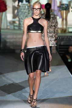 Dsquared² Spring 2015 Ready-to-Wear - Collection - Gallery - Look 1 - Style.com