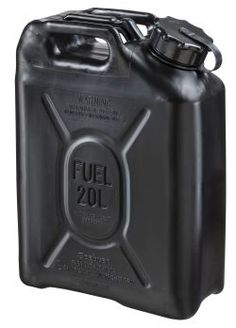 details about 12 24v 3 1a dual port usb power socket charger 5 gallon 20l plastic jerry can for fuel scepter is official can