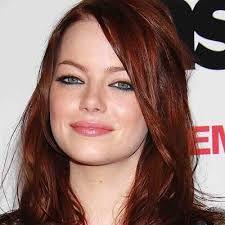 cabello rojo caoba oscuro - Buscar con Google