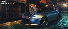 Nissan 360Z OneLastRide by GoodieDesign.deviantart.com on @DeviantArt