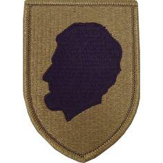Illinois National Guard MultiCam (OCP) Patch
