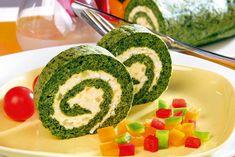 Rulada de spanac este un aperitiv care impresioneaza prin culoare si gust deosebit. Usor de preparat, rulada cu spanac va fi pe placul intregii familii.