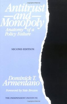 You will download digital wordpdf files for complete test bank for antitrust and monopoly anatomy of a policy failure independent studies in political economy fandeluxe Image collections
