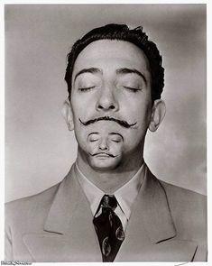 Salvador Dali'yi Salvador Dali Yapan 34 Absürt Fotoğraf