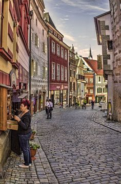 Morning in Český Krumlov, South Bohemia, Czechia Beautiful Places To Visit, Oh The Places You'll Go, Places To Travel, Such Und Find, Prague Czech Republic, Cities In Europe, European Travel, Shanghai, Nepal
