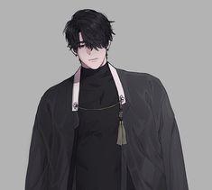 Manga Anime, Manga Boy, Character Concept, Character Art, Character Design, Handsome Anime Guys, Handsome Boys, Hot Anime Boy, Anime Boys