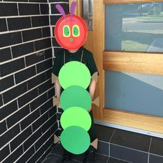 """30 Likes, 6 Comments - @ky1986 on Instagram: """"#bookweek #theveryhungrycaterpillar"""""""