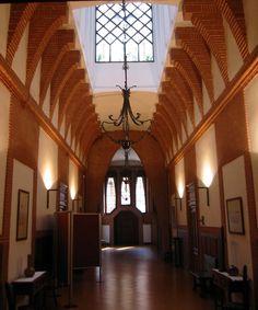 Colegio Teresiano, Barcelona, Spain by Antoni Gaudi