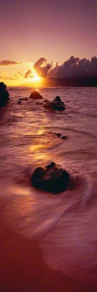 Sunkissed by Peter Lik (Kapalua, Maui, Hawaii)