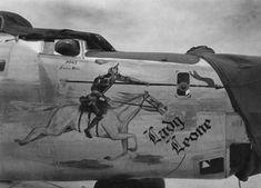 B-24 Nose Art « Lone Sentry Blog