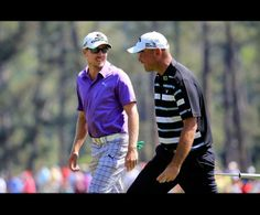2014 Best Golf Fashion at Masters Photos