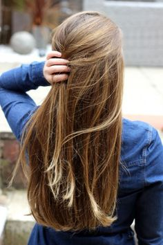 Add some highlights to your hair.