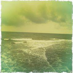étendue ciel et mer, nos côtes
