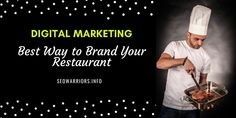 Looking for a digital marketing agency to make your restaurant popular in local or across the globe? We are a top-notch digital marketing agency and help to boost your business with the best restaurant marketing strategy. Restaurant Marketing Strategies, Online Restaurant, Double Up, Brand You, Digital Marketing, Good Things, Business, Store, Business Illustration