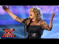 "SAM BAILEY sings ""Clown"" by Emeli Sande - The X Factor GB 2013."