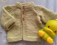 Chamuquito tejedor-->: Chambrita tejida para recién nacido