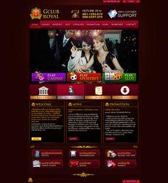 Gclub Royal Website