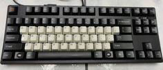 Filco: white & black