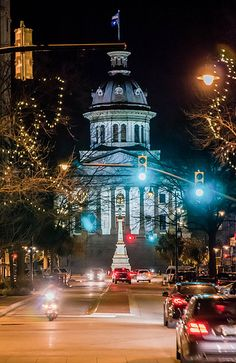 State House-Columbia, SC -- can't wait for this year's lighting!