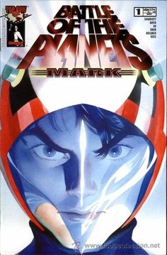 BATTLE OF THE PLANETS: MARK, ONE SHOT, IMAGE, 2.003. USA.
