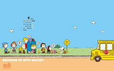 snoopy matome | 09/2014 | SNooPY Banner+BG | Pinterest