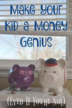 How to Make Your Kid a Money Genius?, Make your kid a money genius, teaching kids about money, tips on teaching preschoolers about saving money, teaching kids about saving money #MoneyGenius #ad
